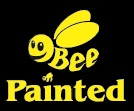 Bee painted logo